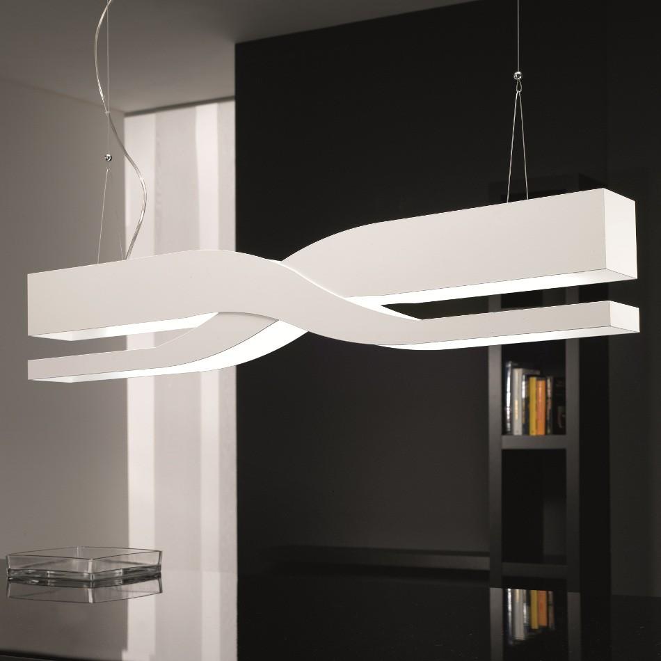 Fifì Suspension - White 100cm