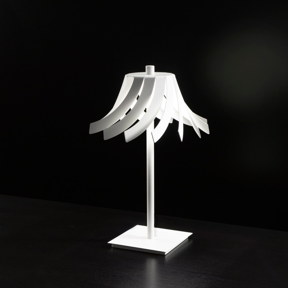 Lumetto Panama 20 by SELÈNE ILLUMINAZIONE - Bianco - LED