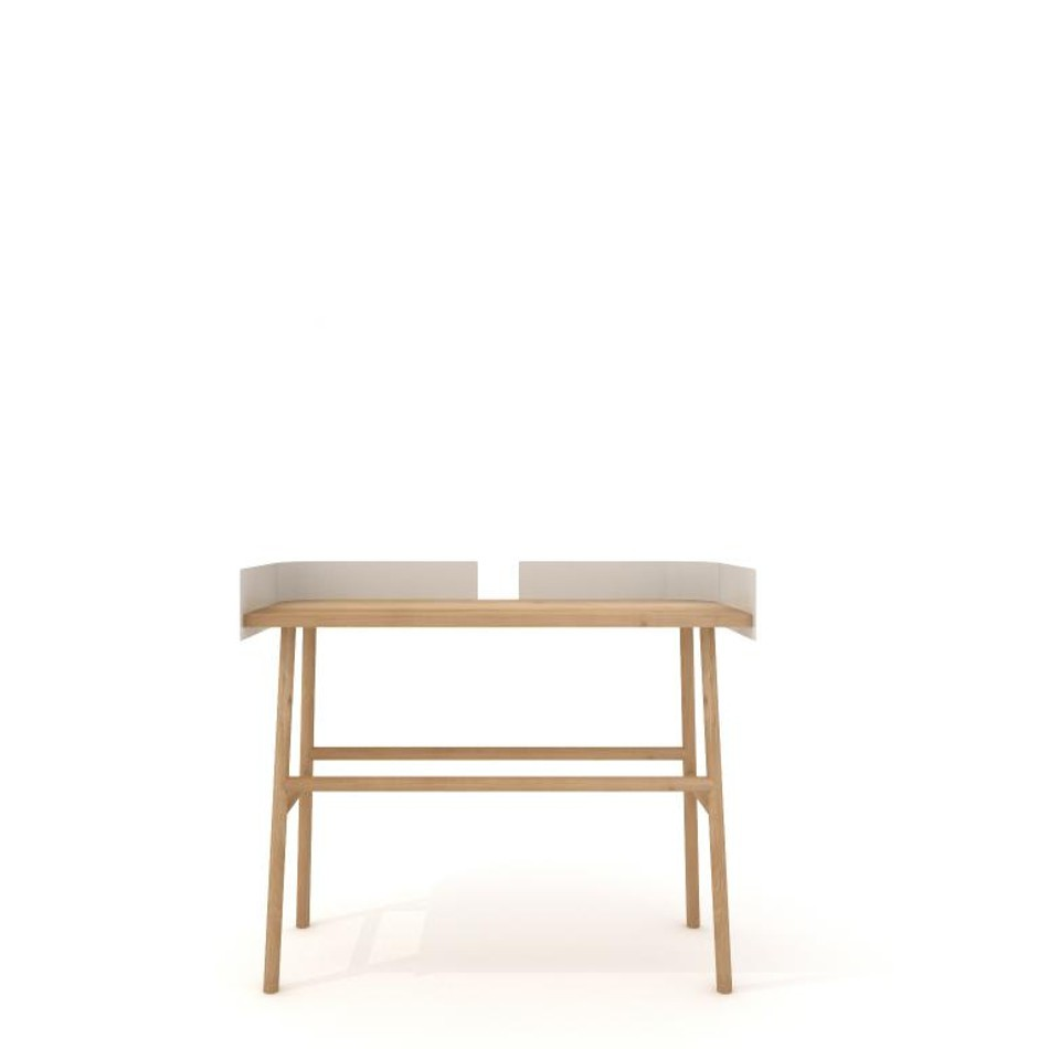 Scrivania B Desk Bianco