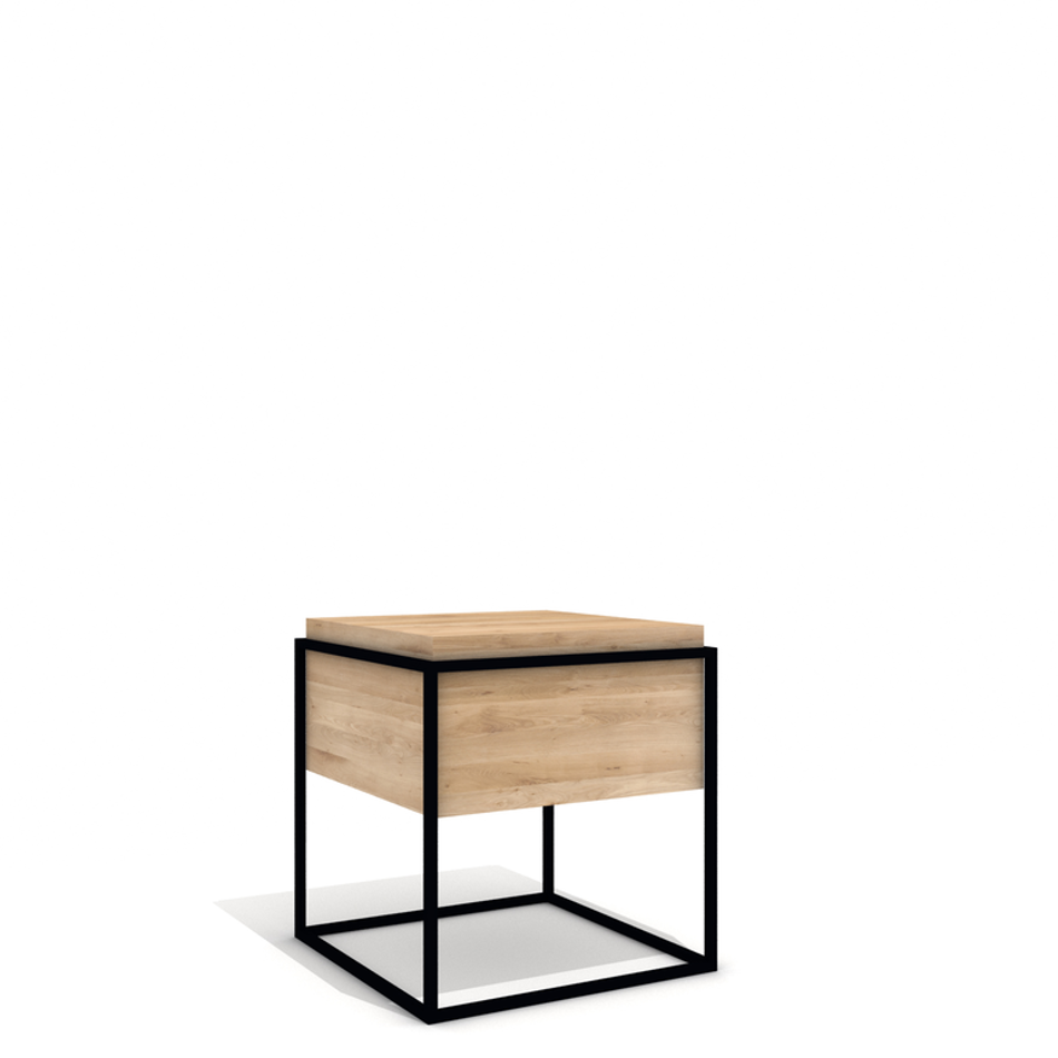Tavolino Monolit Medium Nero
