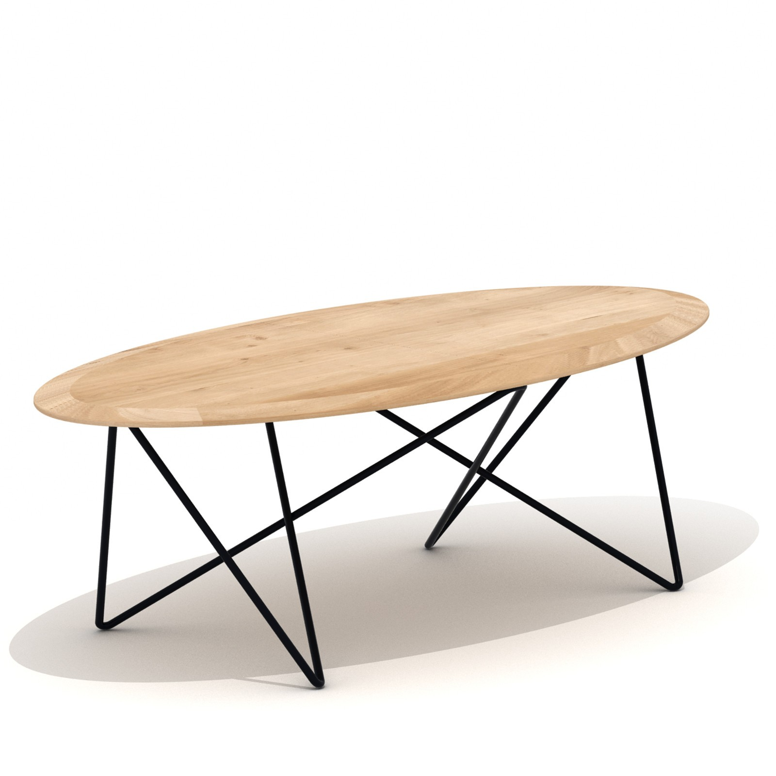 Tavolino Orb Nero