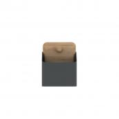 Pin Box Small Grigio Traffico