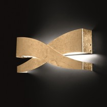 Fifì Wall Lamp - Gold leaf 40cm