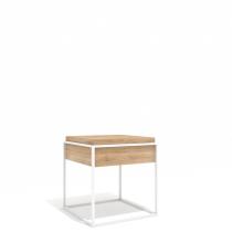 Tavolino Monolit Small Bianco