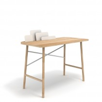 Scrivania Cloud Desk Bianca by UNIVERSO POSITIVO
