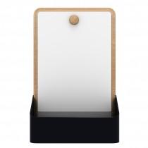 Specchio Pin Box Nero