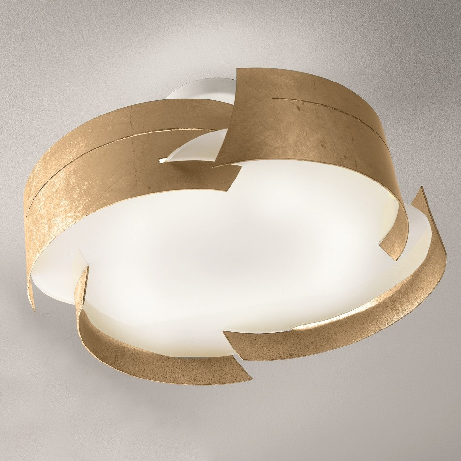 Vulture Ceiling Lamp - Gold leaf 59.5cm