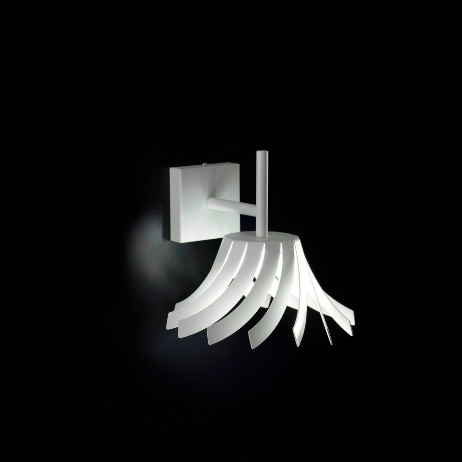 Panama Wall Lamp 20 by SELÈNE ILLUMINAZIONE - White