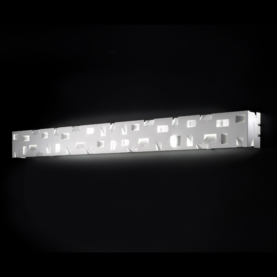 Berlino Est Wall Lamp 100 - White