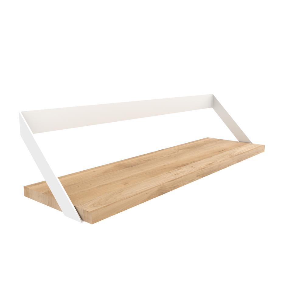Kaschkasch Shelf White
