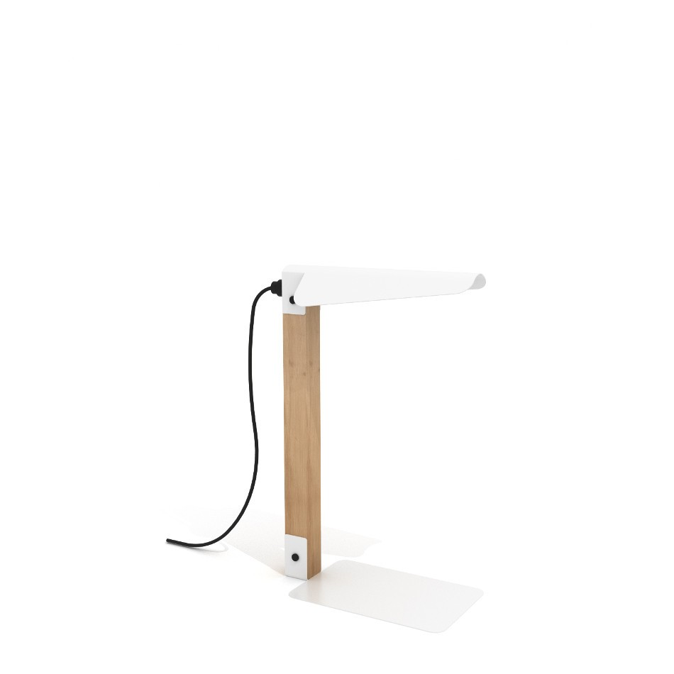 Merlin Lamp - White