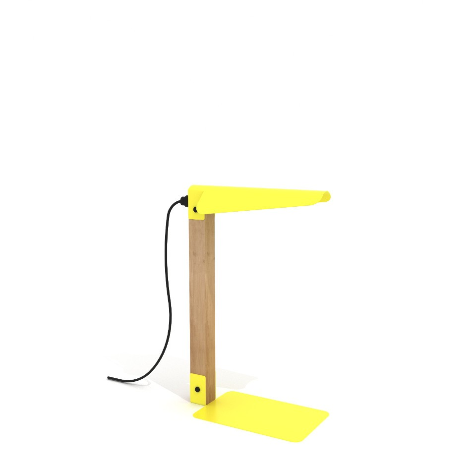 Merlin Lamp - Yellow