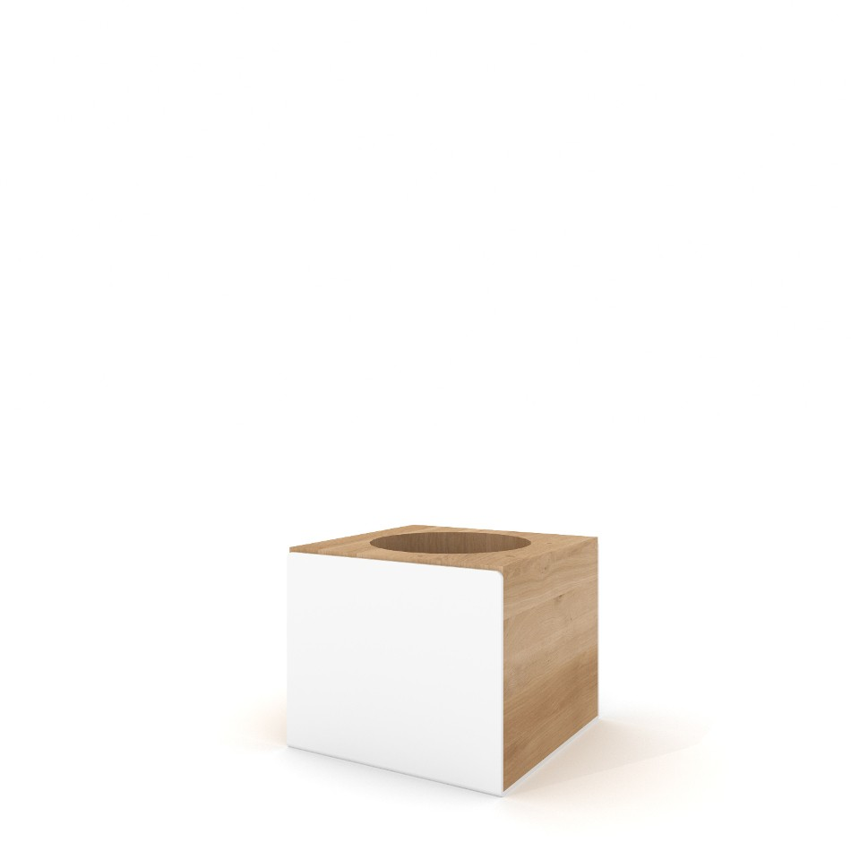 Pencil Holder White