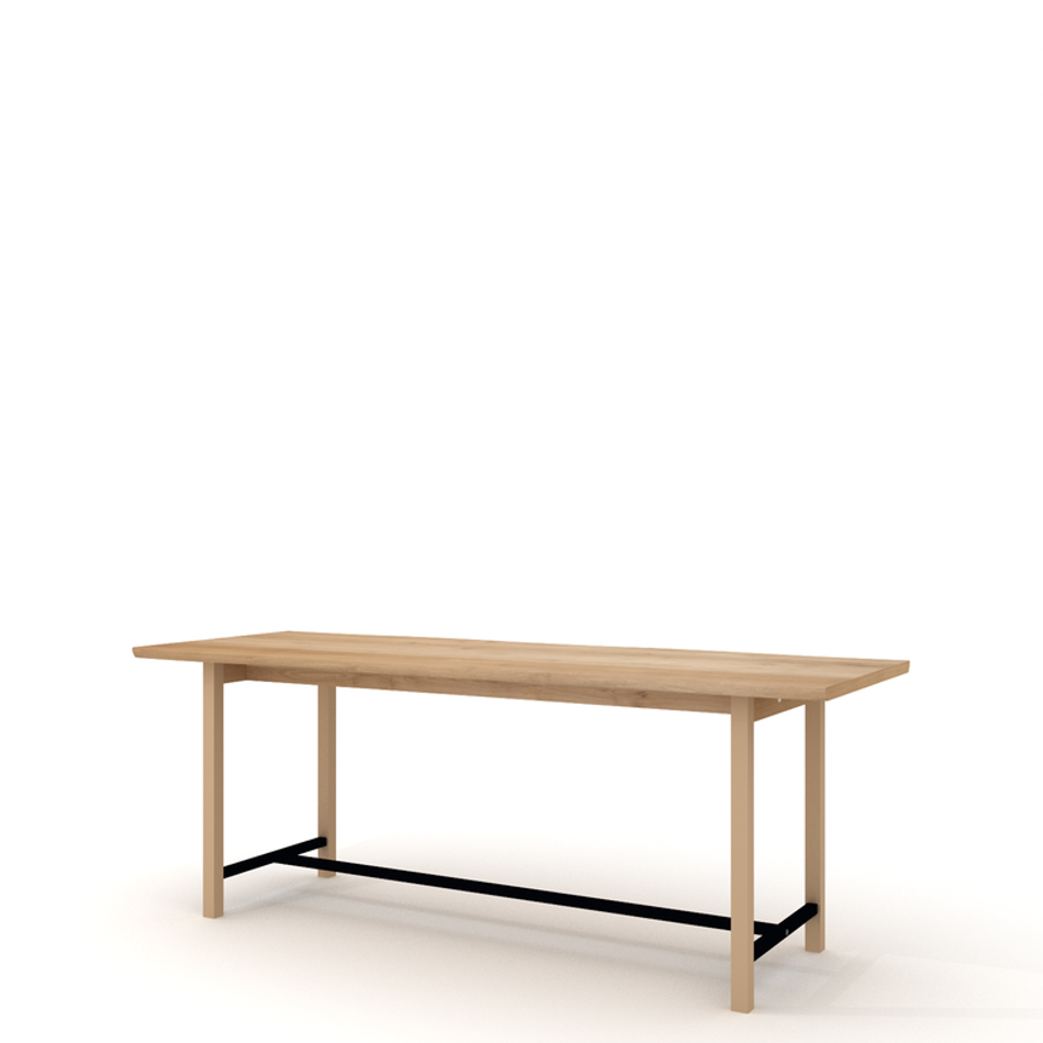 Squeeze Table 90 Black