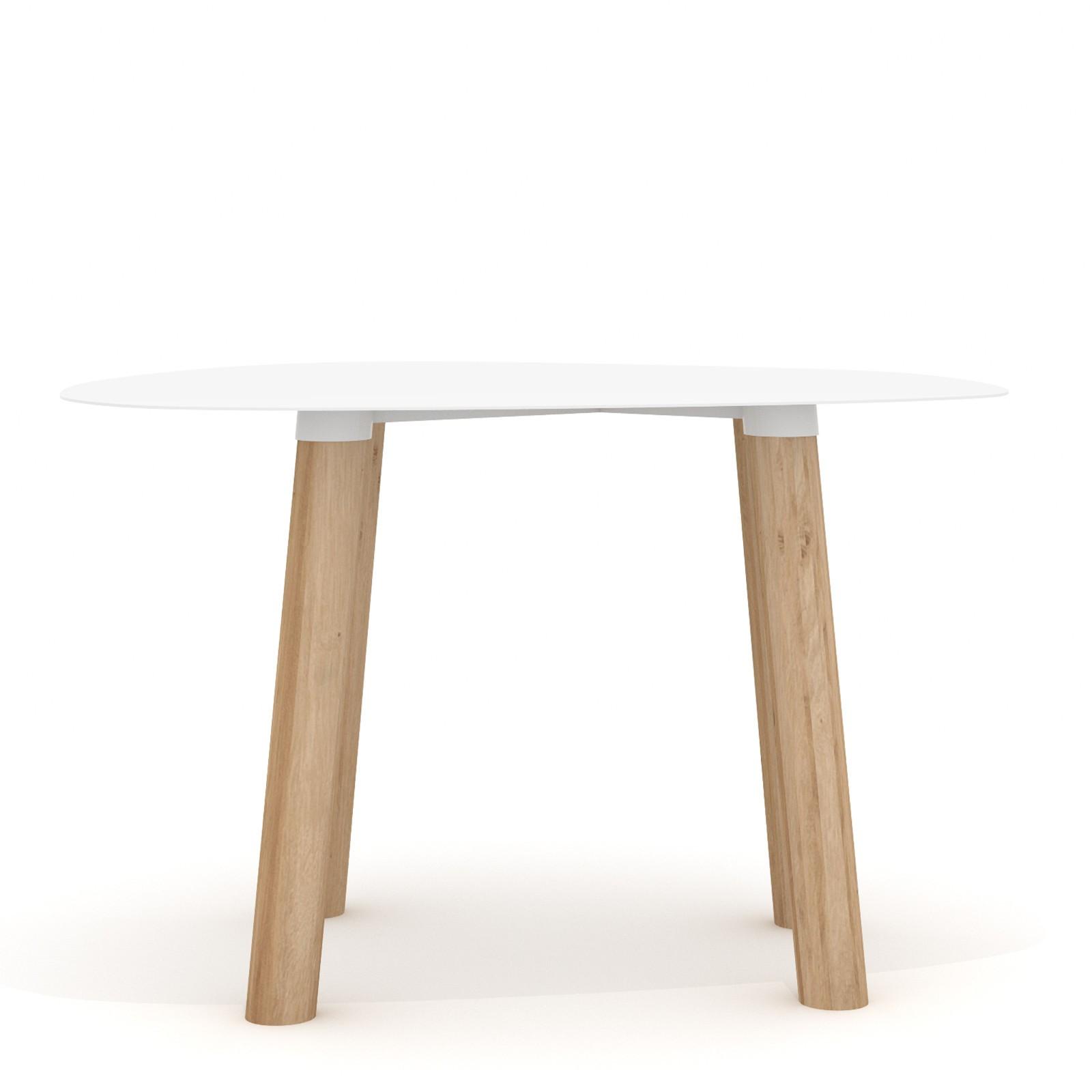 Turtle Table 45 White