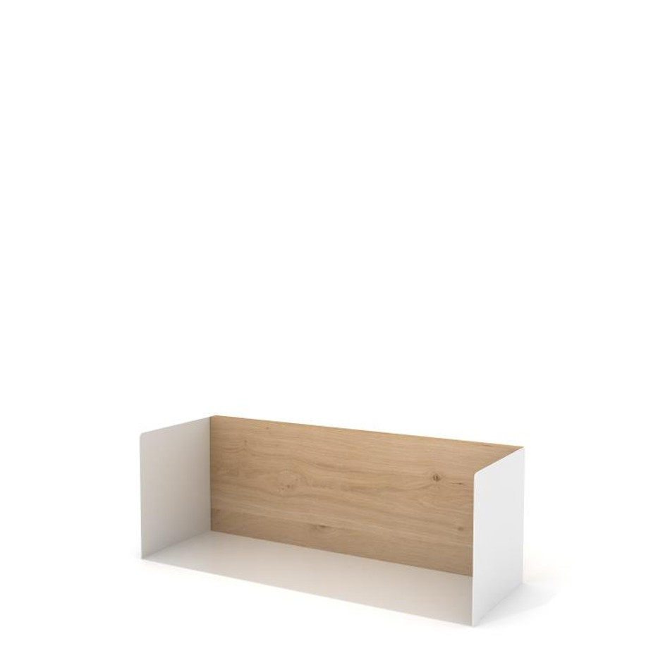 U Shelf Medium White