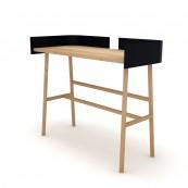 B Desk Black