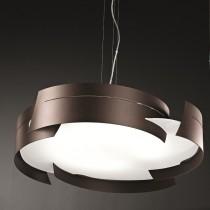 Vulture Suspension Lamp - Bronze 59.5cm