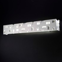 Berlino Est Wall Lamp 64 - White
