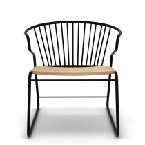 Gabbia Chair Black