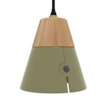 Cone suspensione - Fat - Khaki